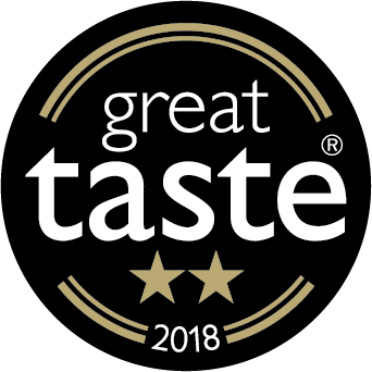 Taste Awards Logo 2 stars